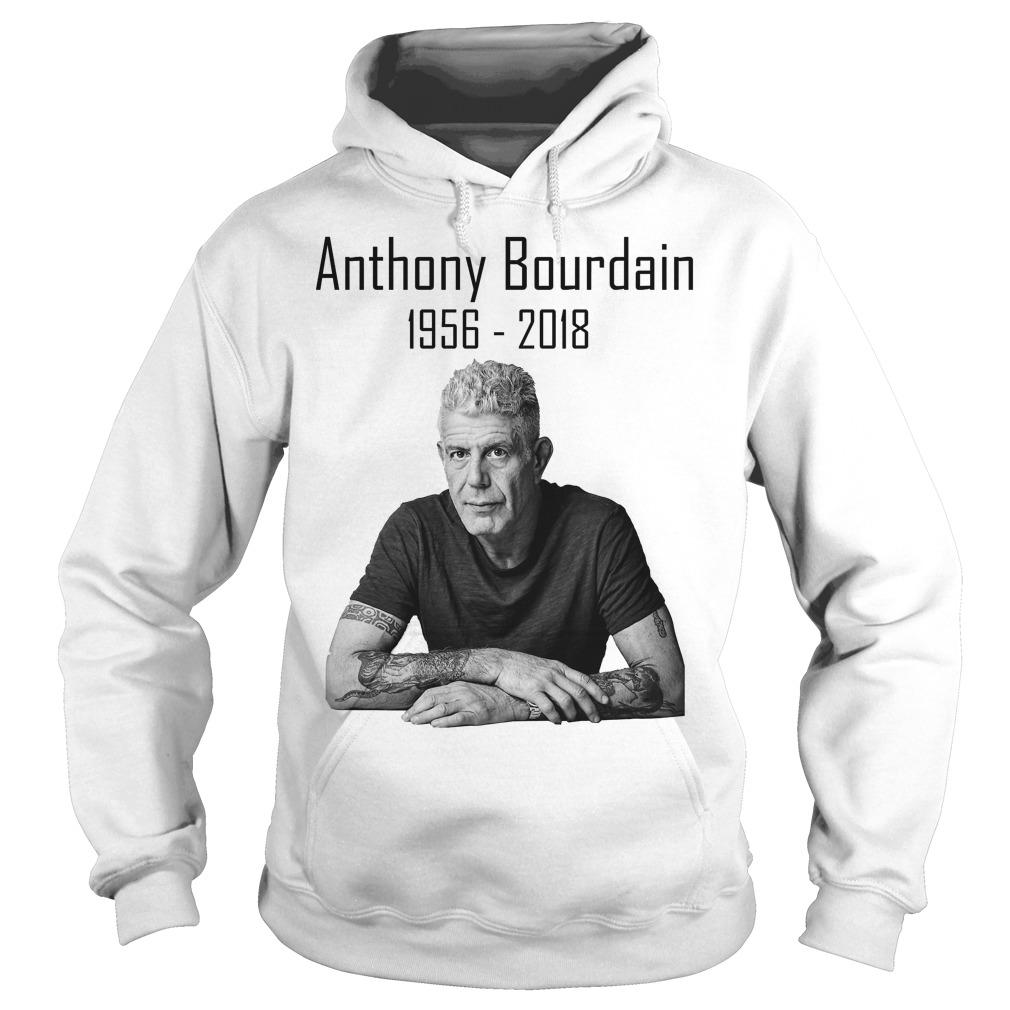 Anthony Bourdain 1956 2018 Hoodie