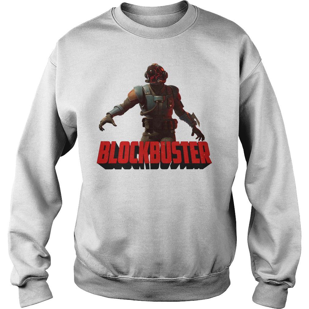 Blockbuster Fortnite Sweater
