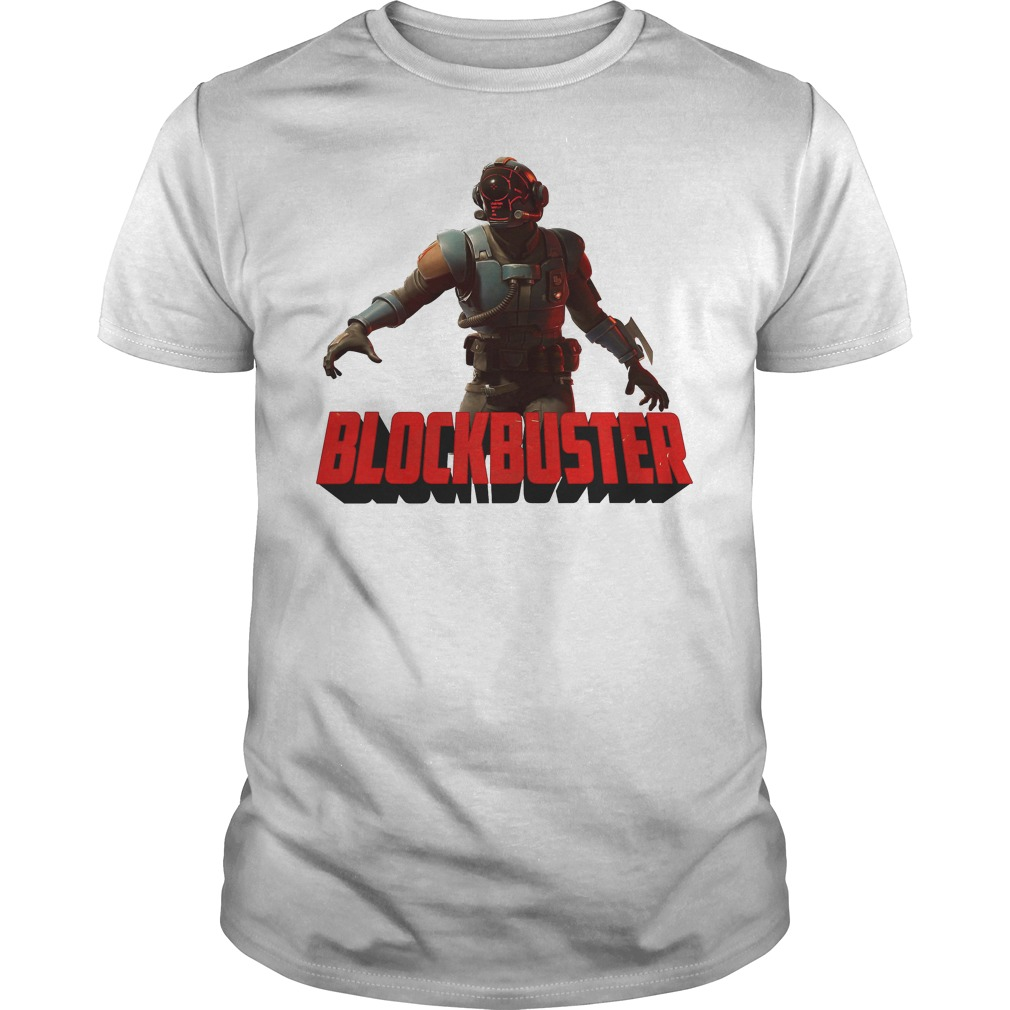 Blockbuster Fortnite T Shirt