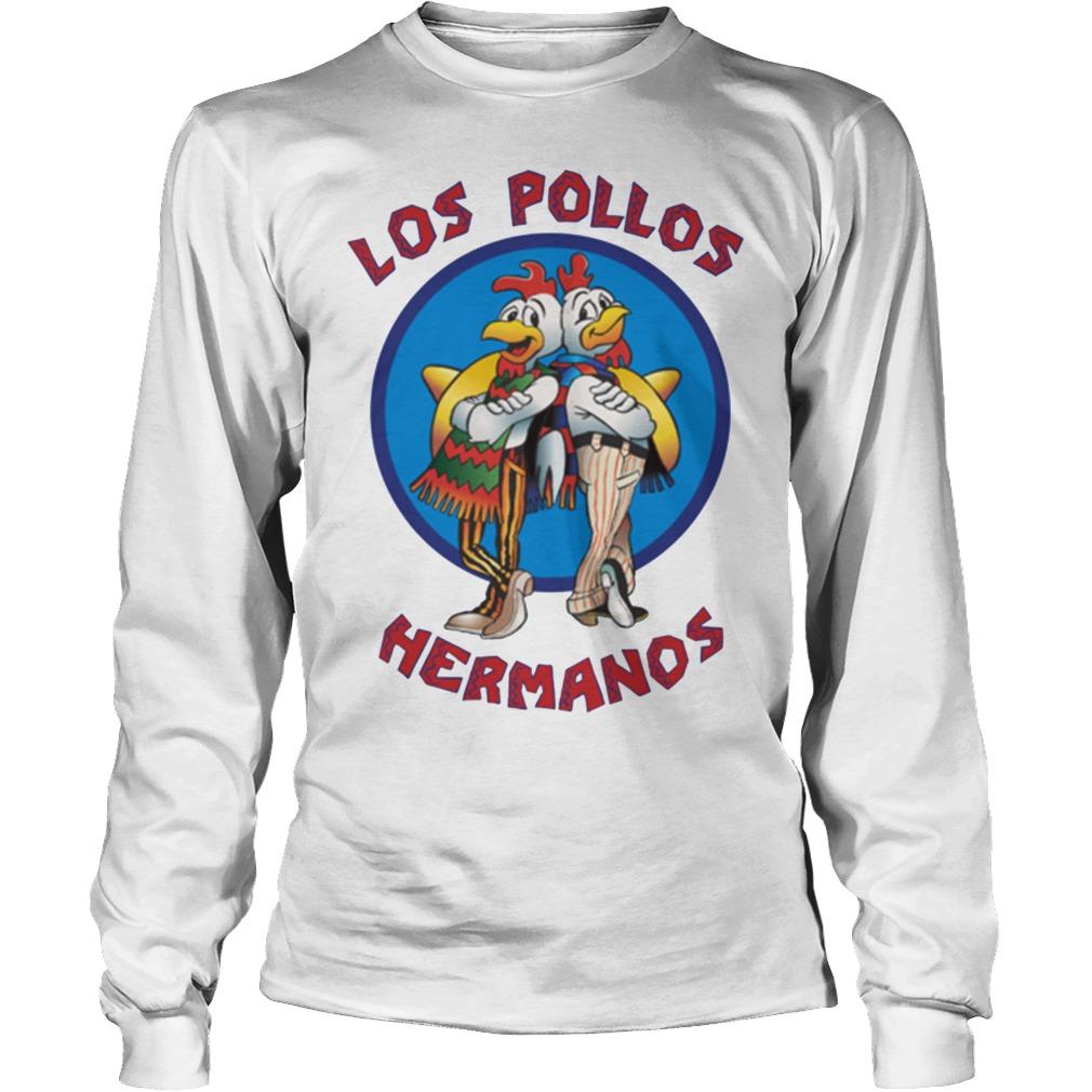 Breaking Bad Los Pollos Hermanos Longsleeve
