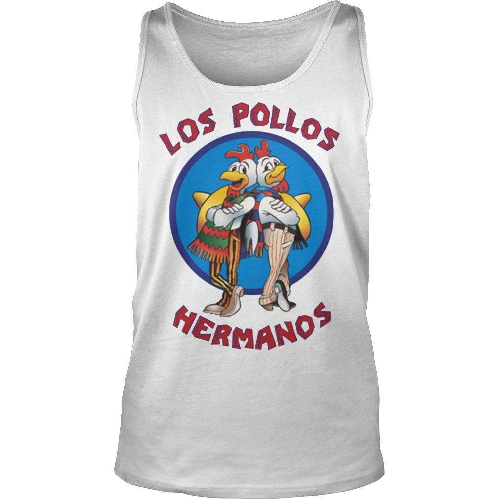 Breaking Bad Los Pollos Hermanos Tanktop