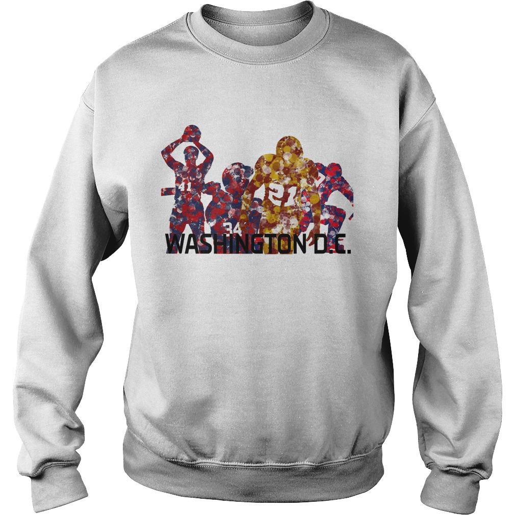 Bryce Harper Washington D.c Legends Sweater