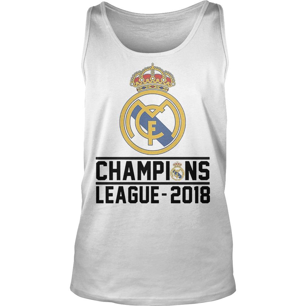 Champions League 2018 Tanktop