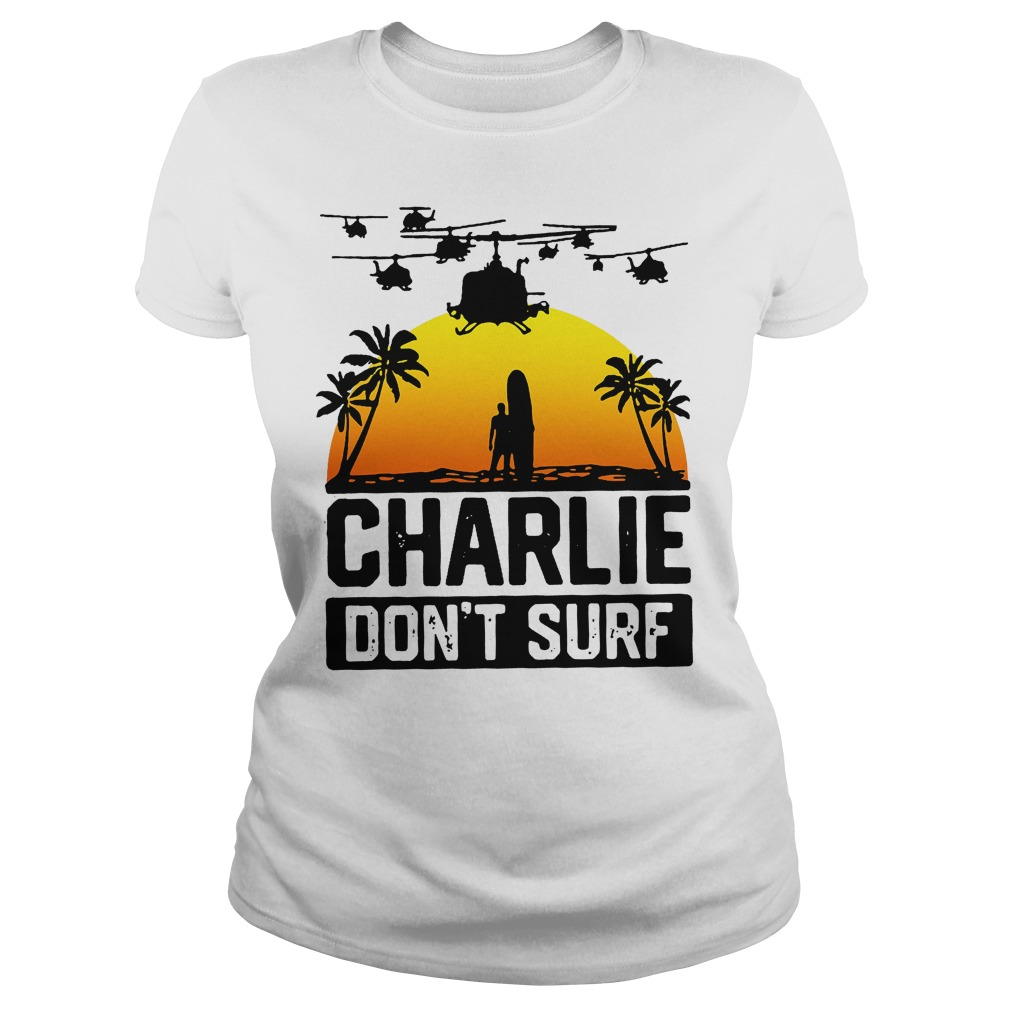 Charlie Official Charlie Don't Surf Ladies