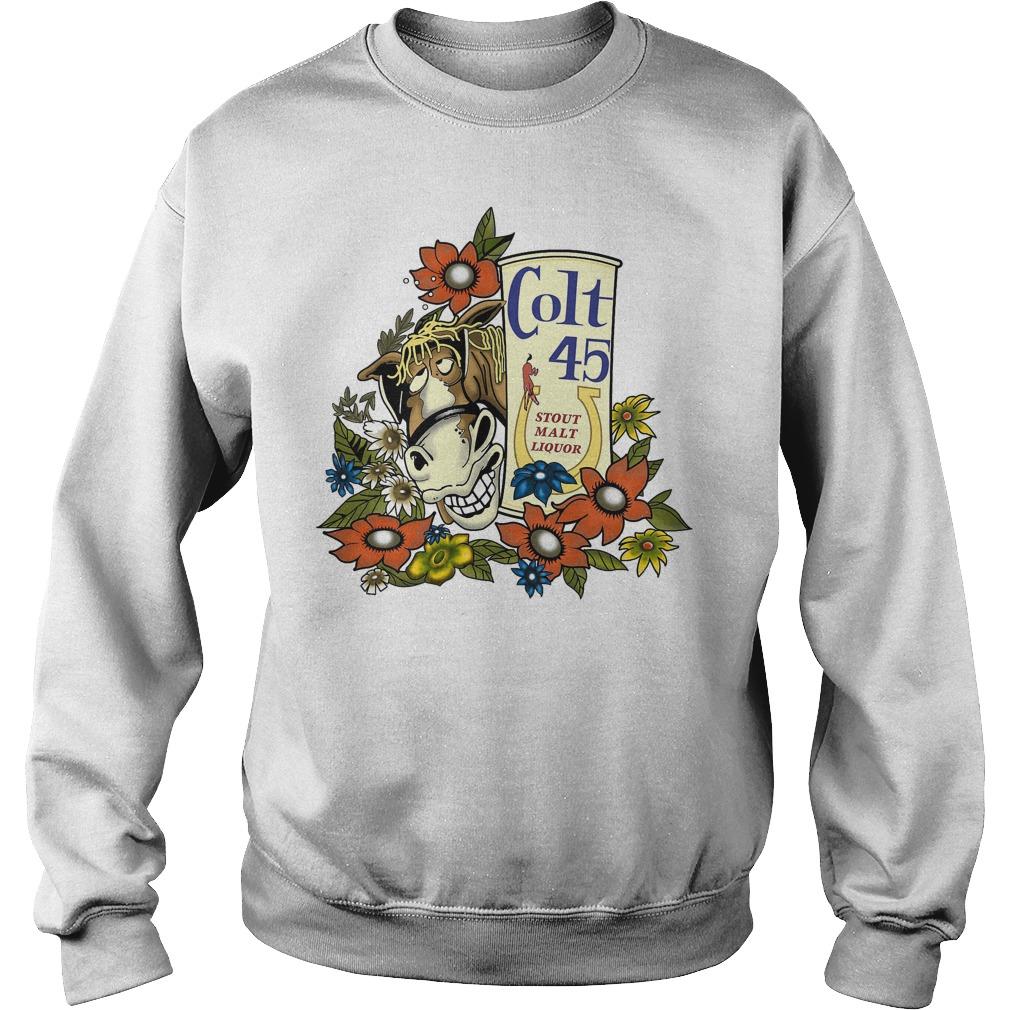 Jeff Spicoli Colt 45 Sweater