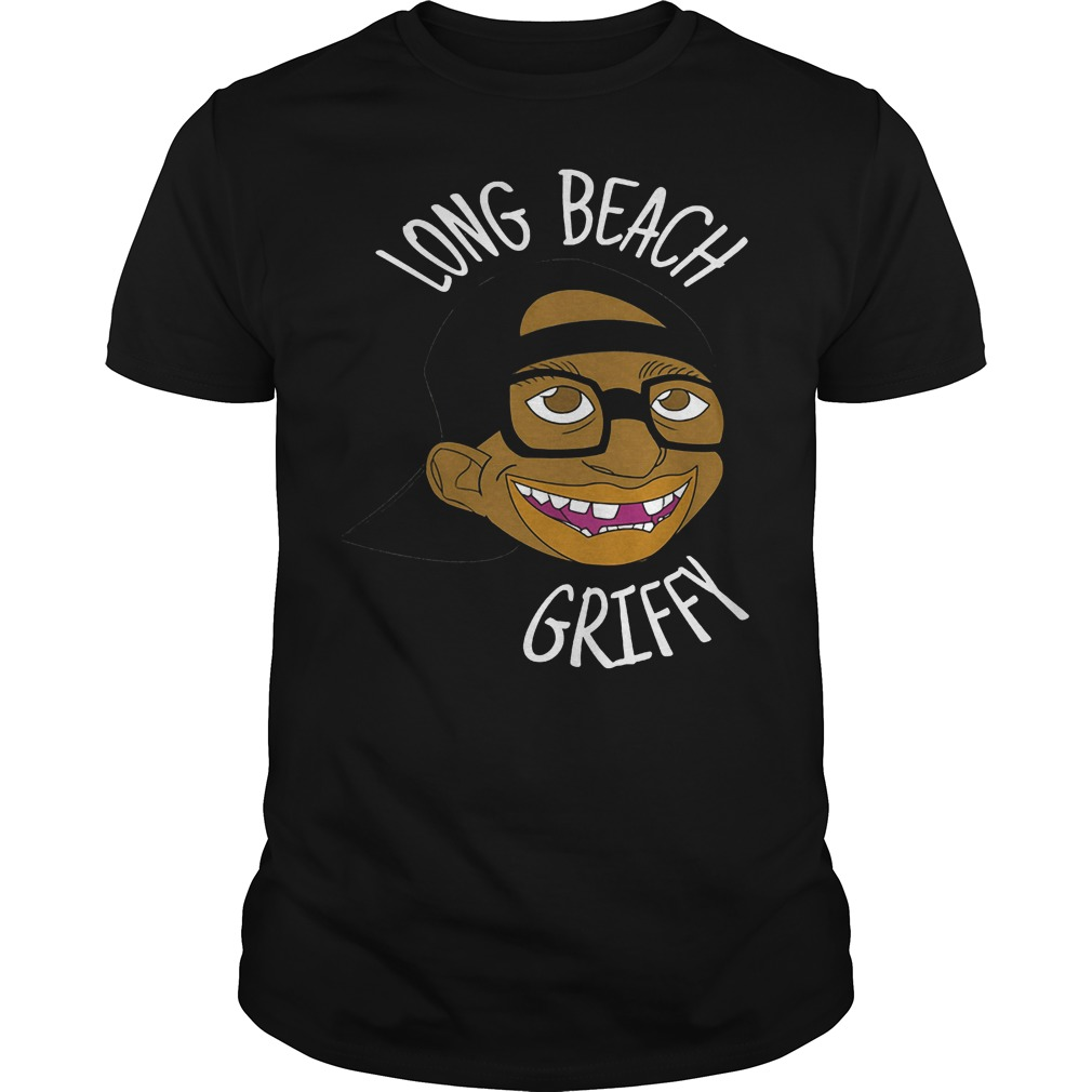 Long Beach Griffy Graphic T Shirt