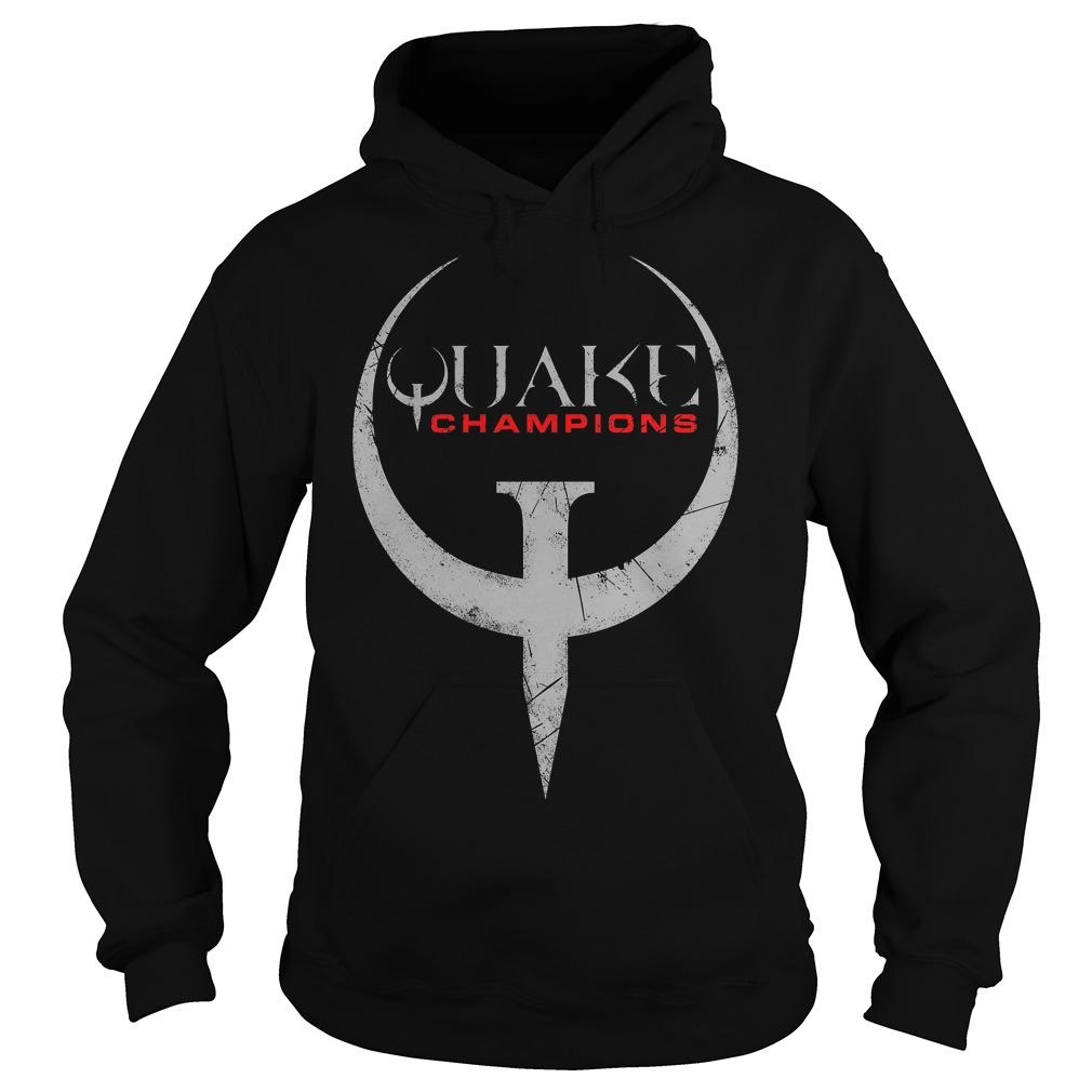 Quake Champions Hoodie