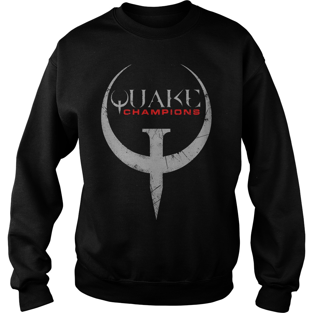 Quake Champions Sweater