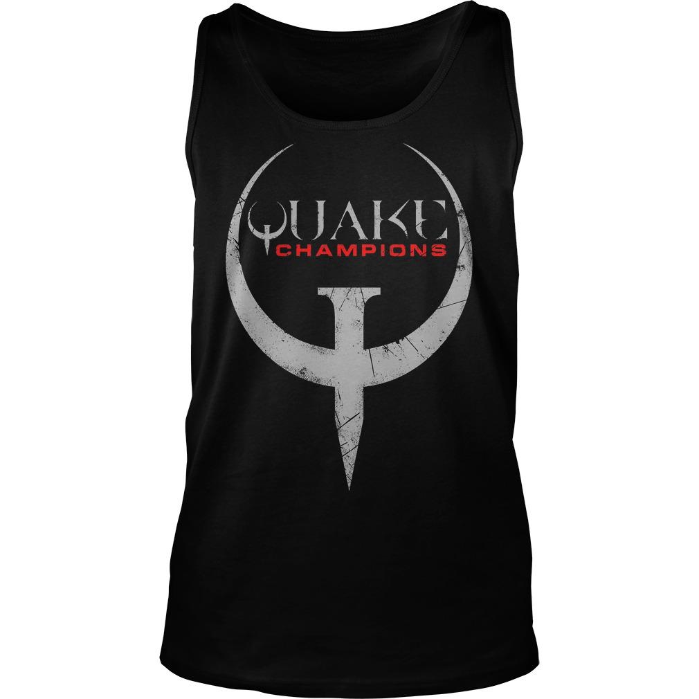 Quake Champions Tanktop