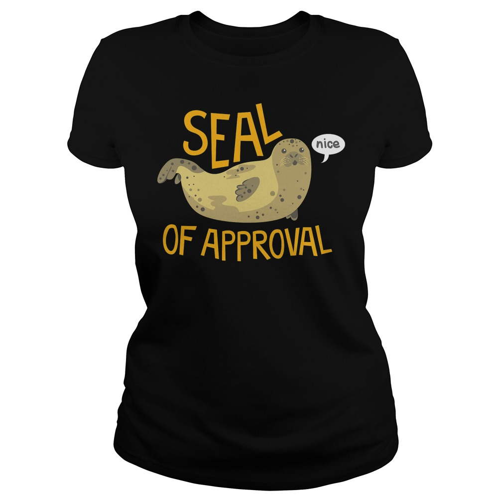 Seal Of Approval Ladies