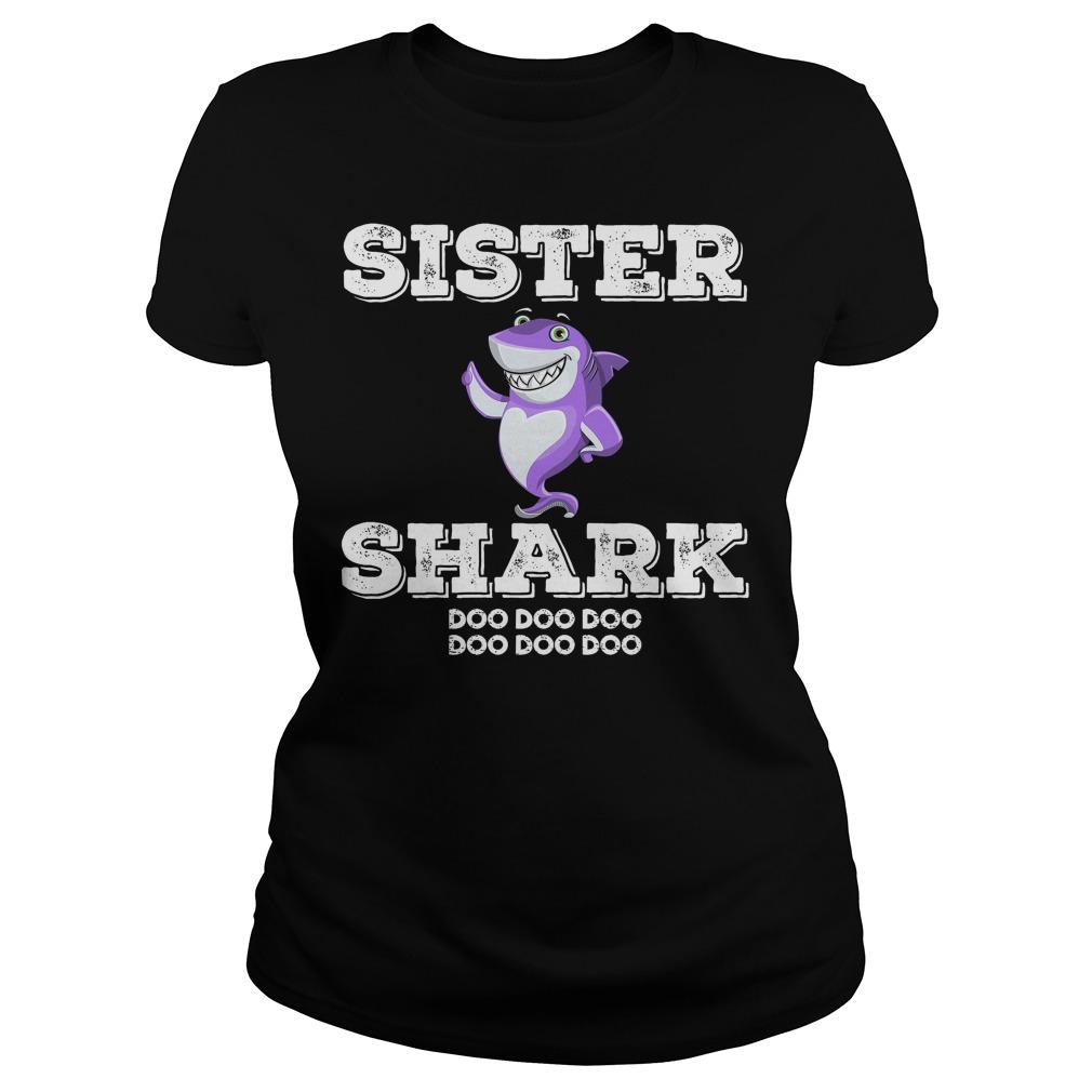 Sister Shark Doo Doo Ladies