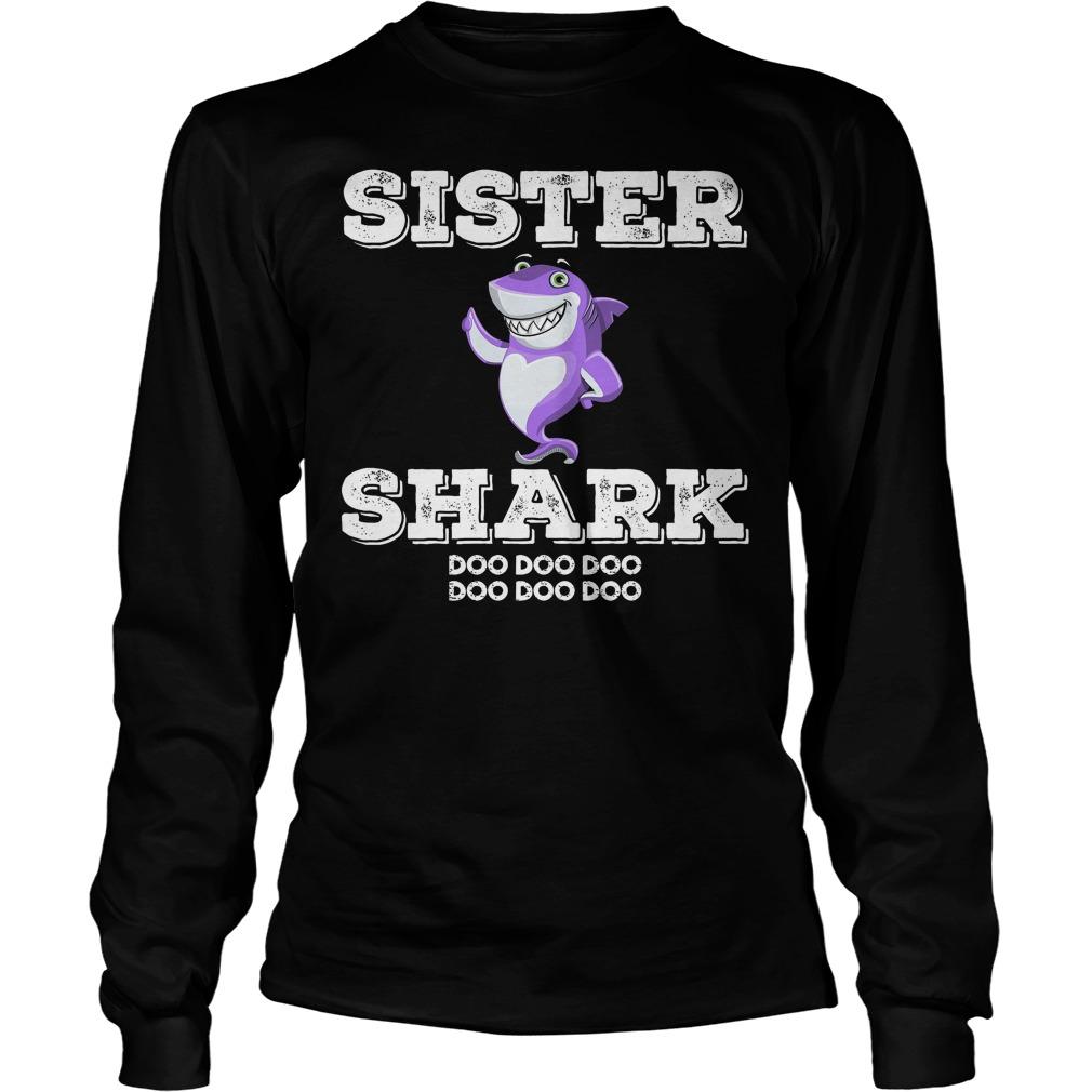 Sister Shark Doo Doo Longsleeve