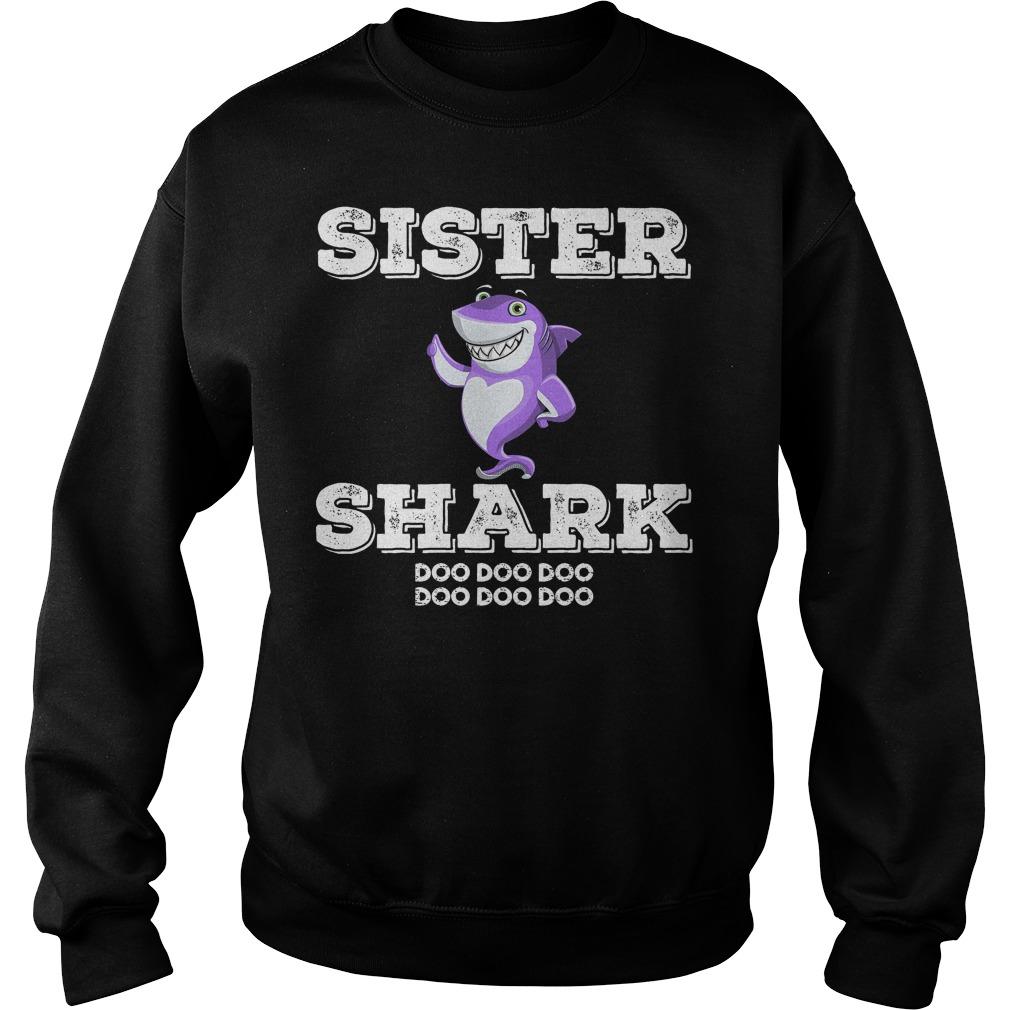 Sister Shark Doo Doo Sweater