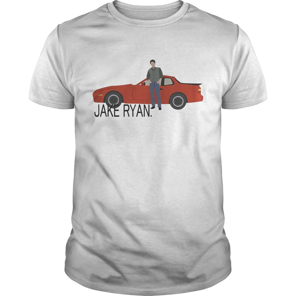 Sixteen Candles Jake Ryan Car T Shirt