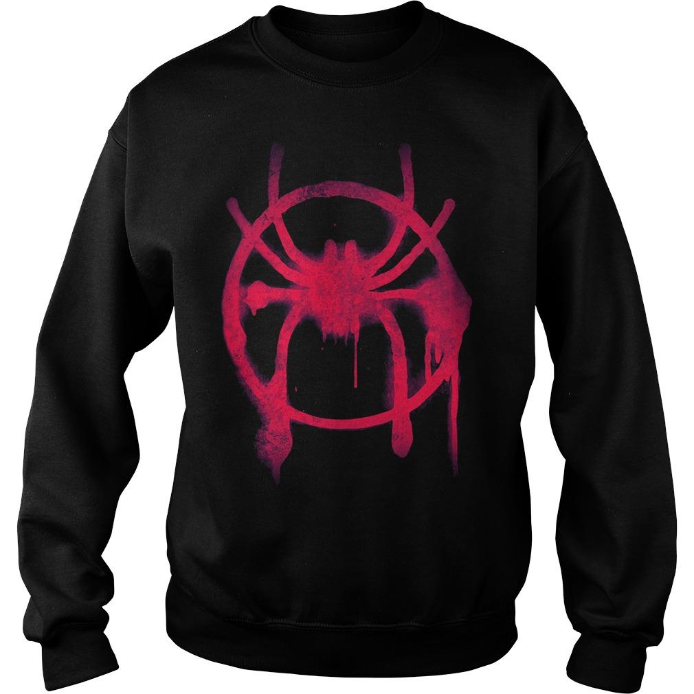 Spider Man Into The Spider Verse Sweater