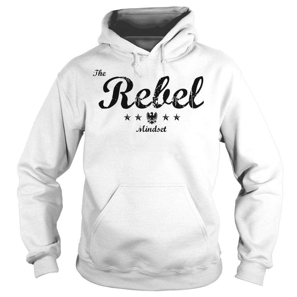 The Rebel Mindset Logo Hoodie