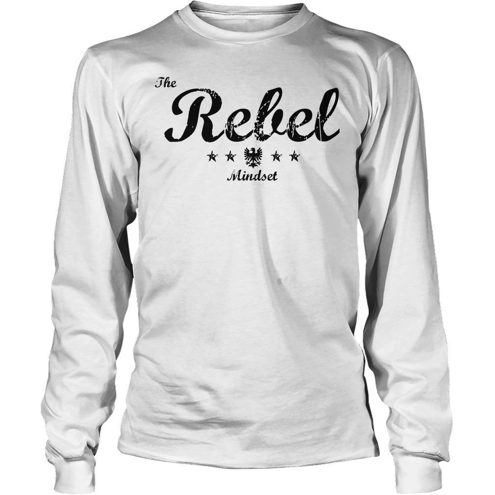 The Rebel Mindset Logo Longsleeve