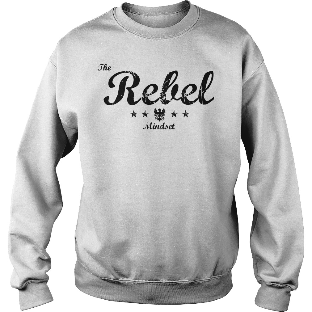 The Rebel Mindset Logo Sweater