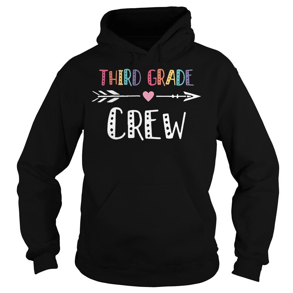 Third Grade Crew Hoodie