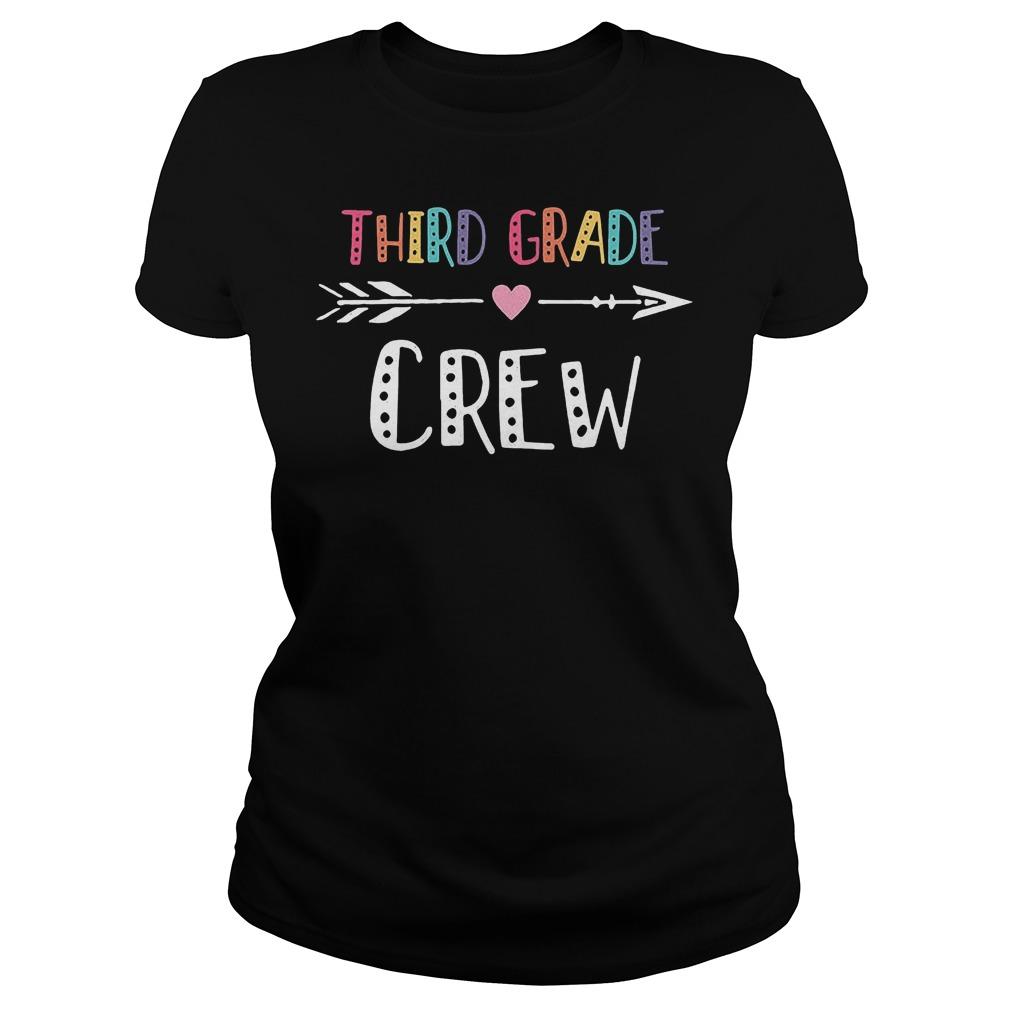 Third Grade Crew Ladies
