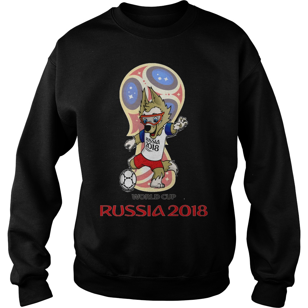 World Cup Russia Zabivaka 2018 Sweater