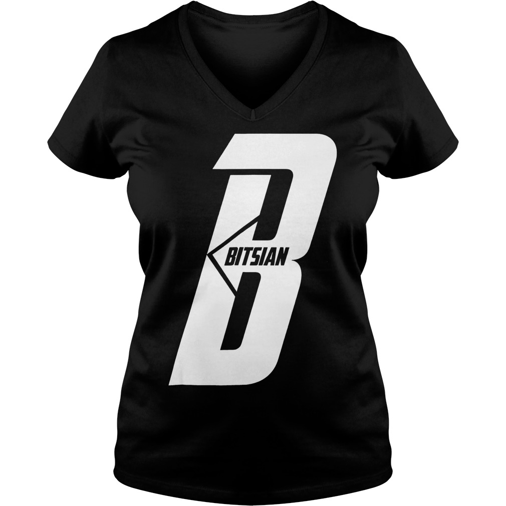 2018 BITSians' Day T-Shirt Ladies V-Neck