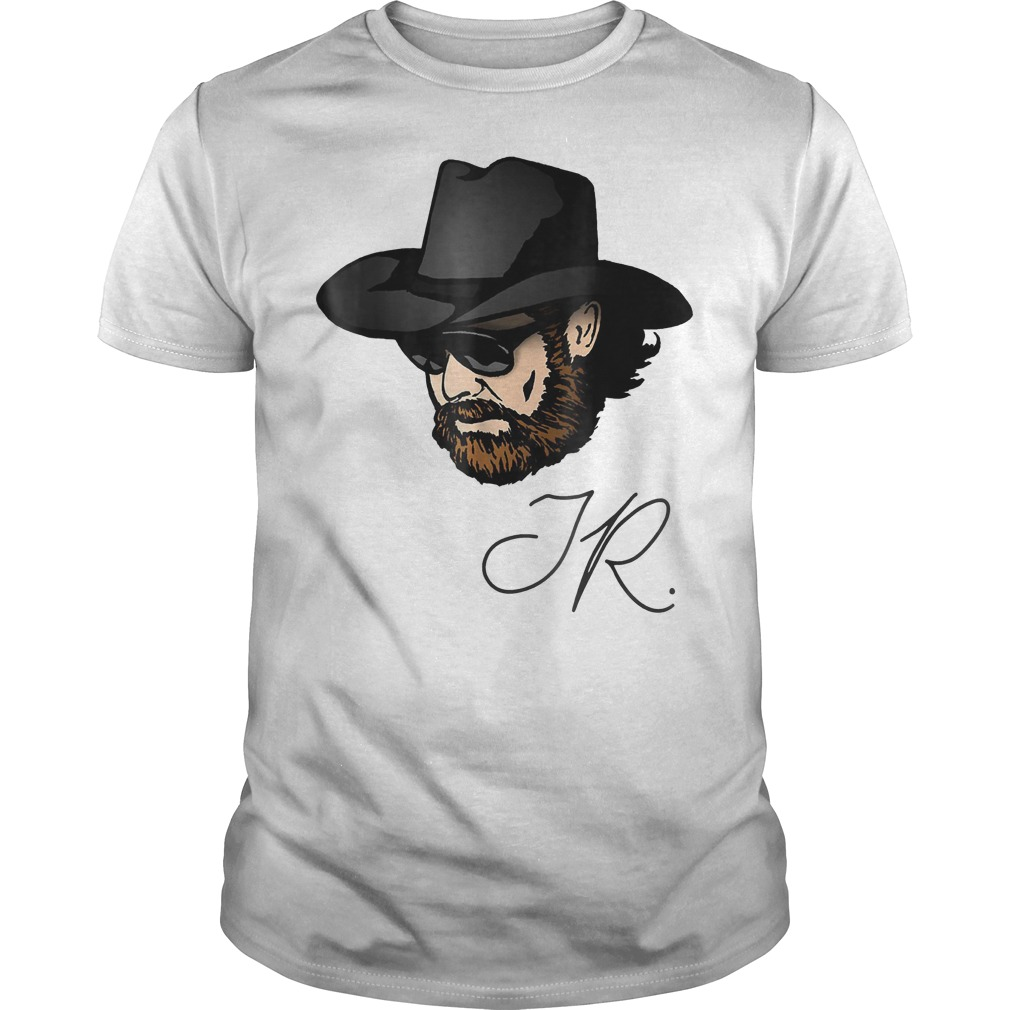 Awesome Hank Jr. Country Music T-Shirt Guys Tee