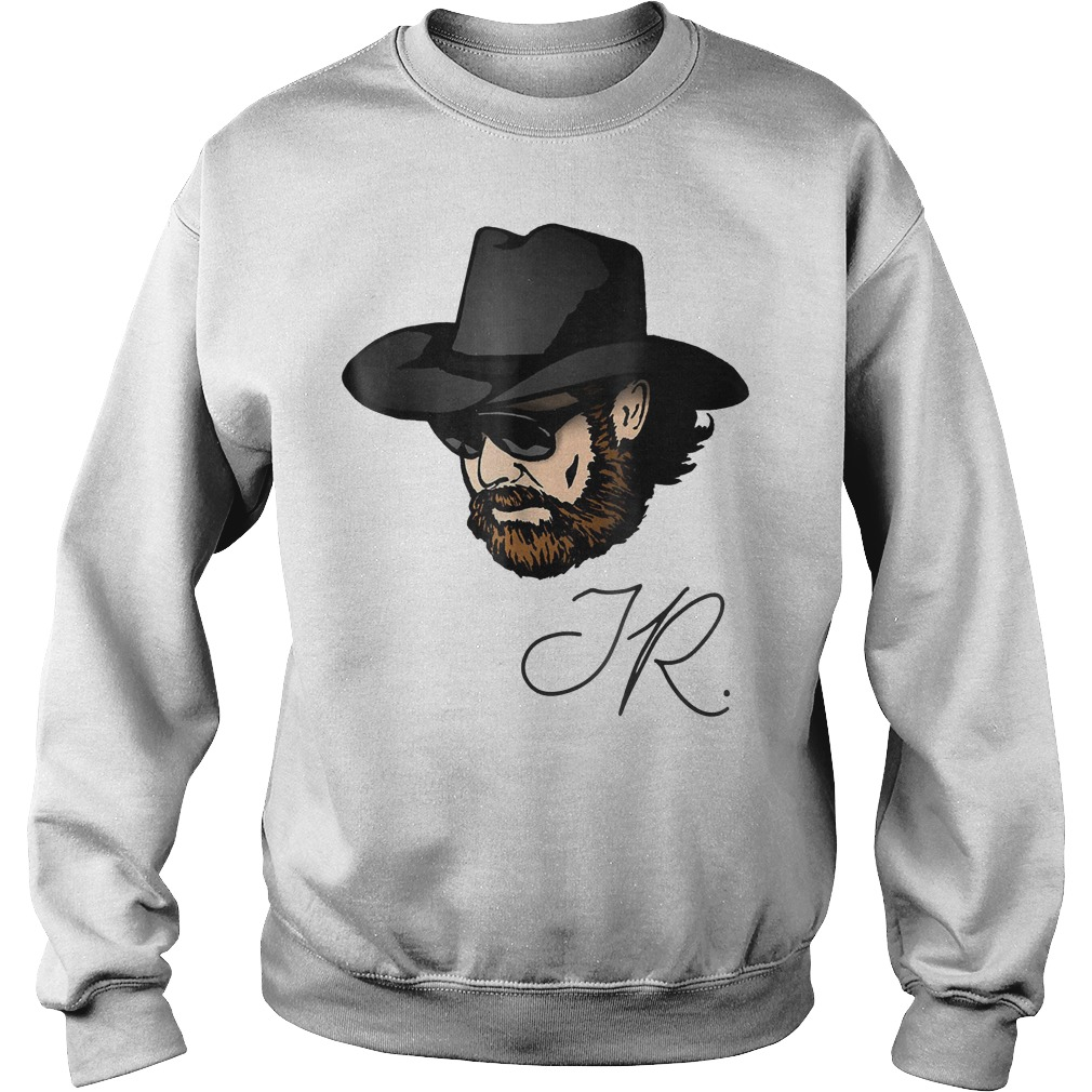 Awesome Hank Jr. Country Music T-Shirt Sweat Shirt