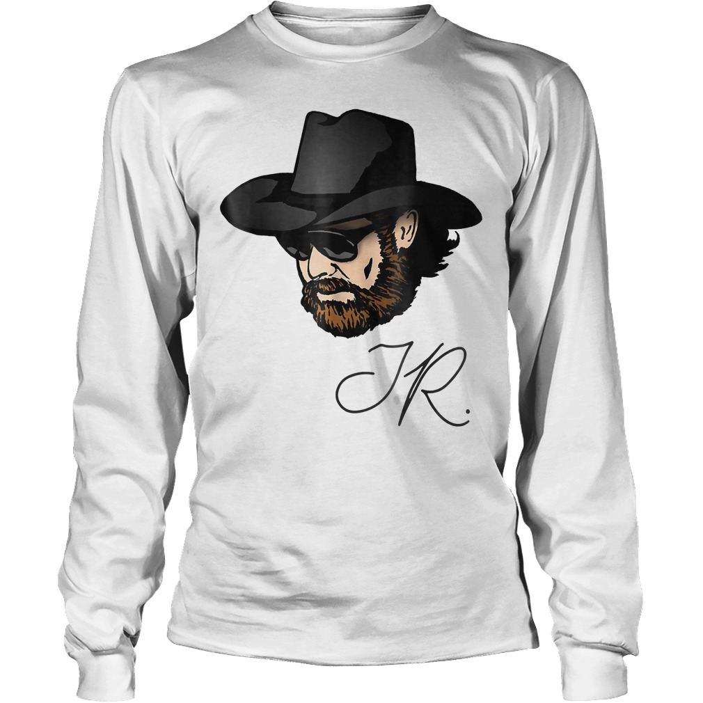 Awesome Hank Jr. Country Music T-Shirt Unisex Longsleeve Tee