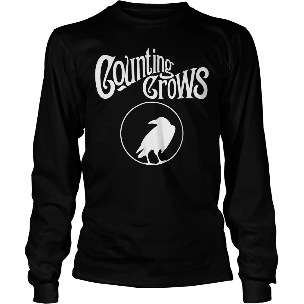 Counting Crows Tour 2018 T-Shirt Longsleeve Tee Unisex