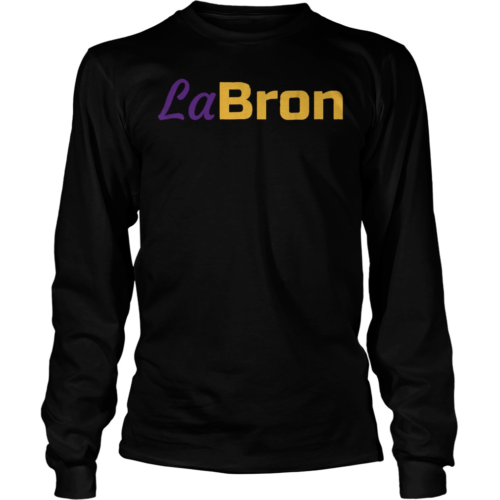Official Labron Lebron Lakers T-Shirt Unisex Longsleeve Tee