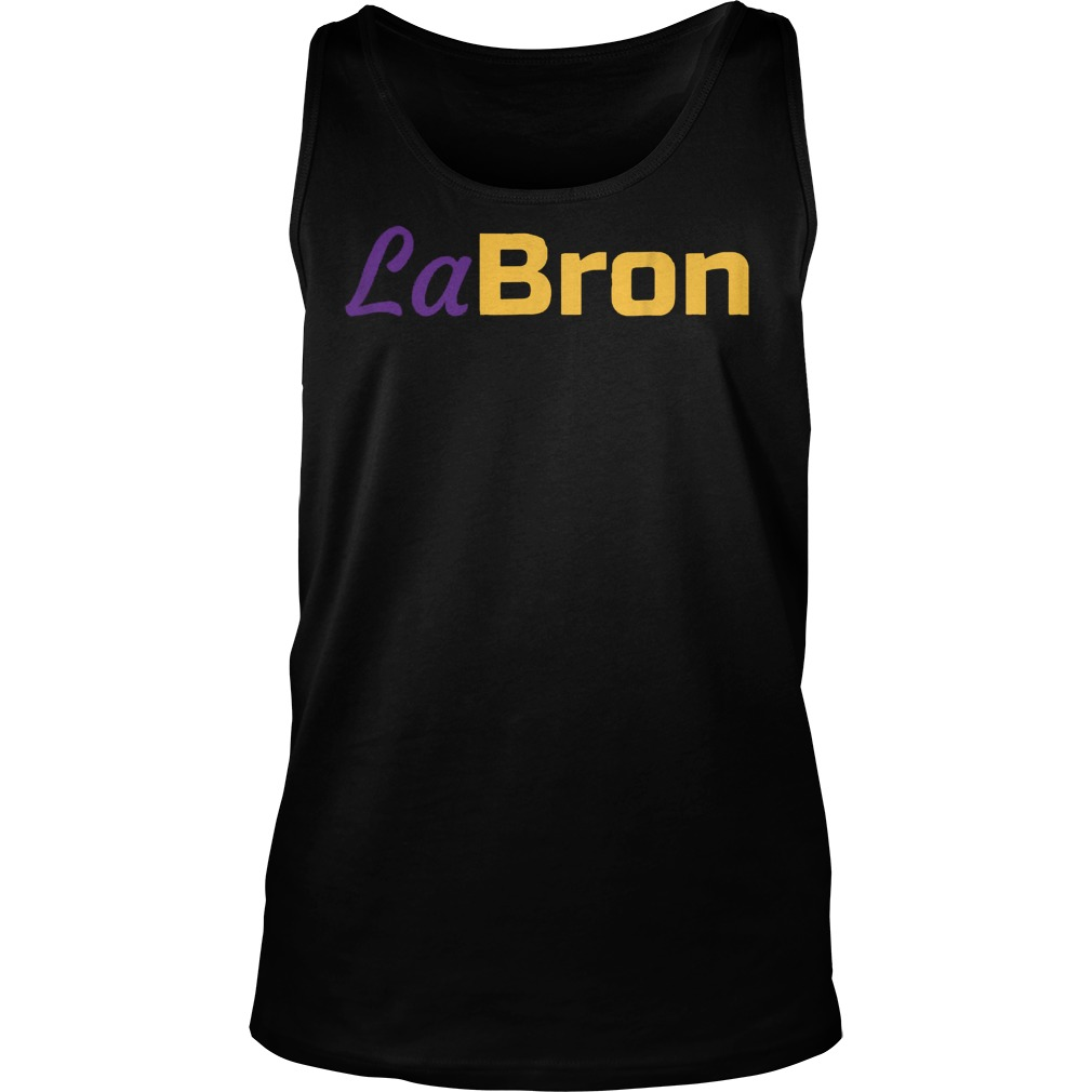 Official Labron Lebron Lakers T-Shirt Unisex Tank Top