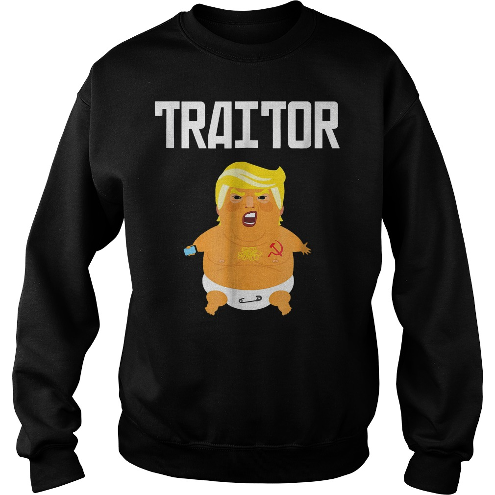 Trump Russia Traitor T-Shirt Sweatshirt Unisex
