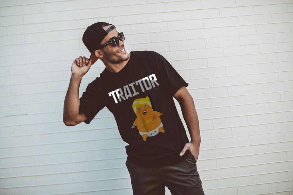 Trump Russia Traitor T Shirt