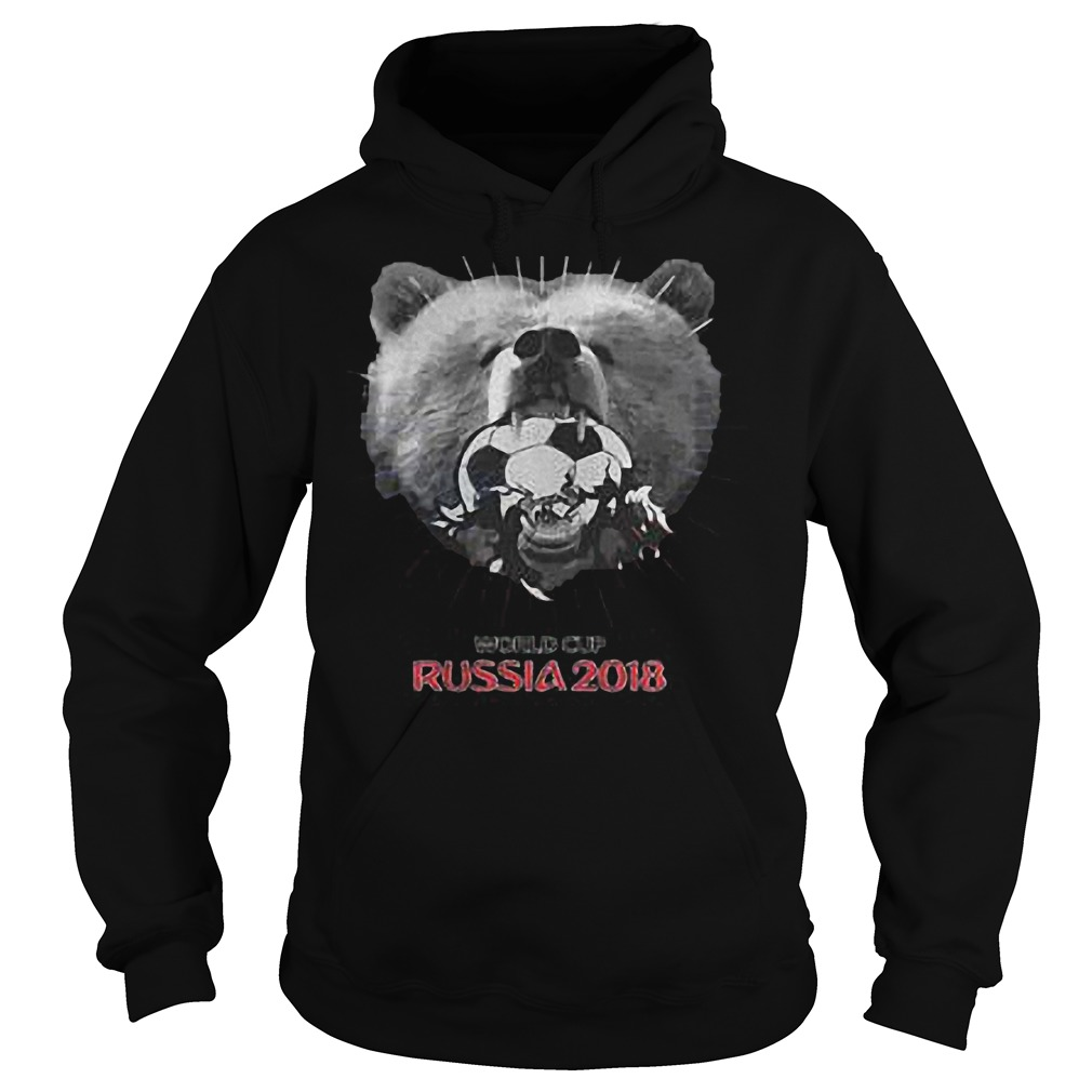 World Cup Russia 2018 T-Shirt Hoodie