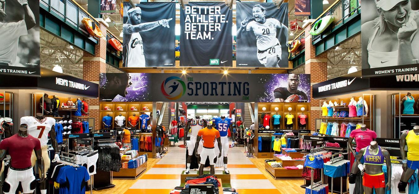 Teesporting Store