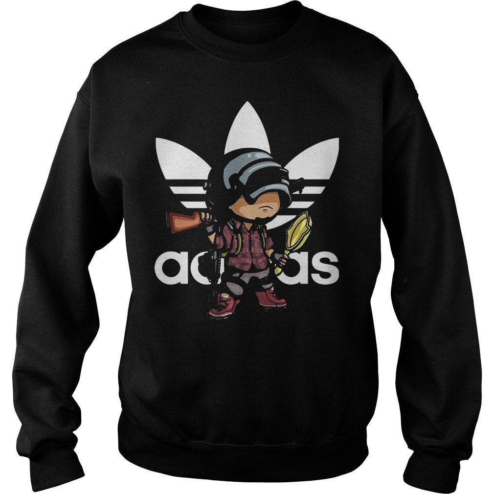 Adidas PUBG Shirt Sweatshirt Unisex