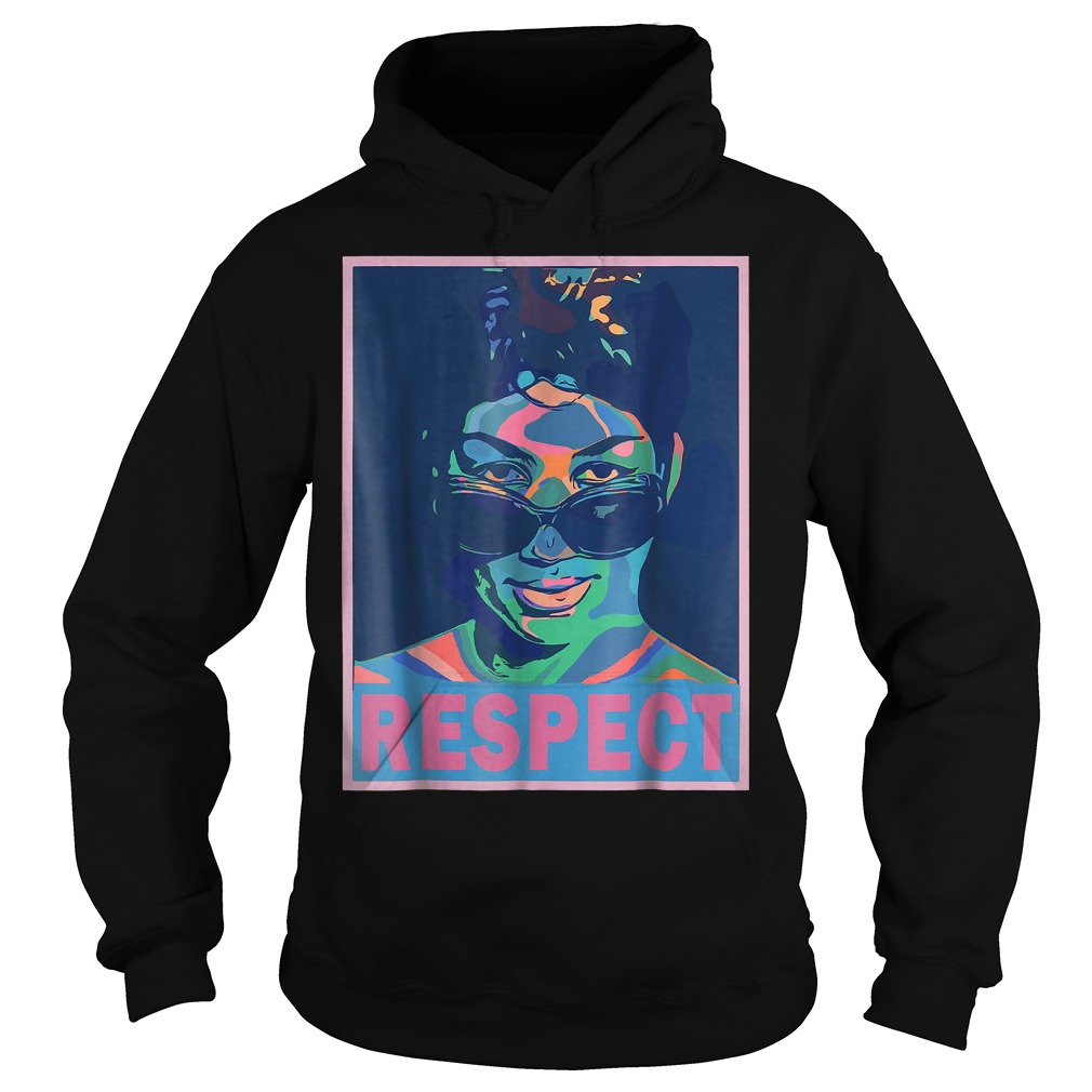 Aretha Queen of Soul Respect shirt Hoodie