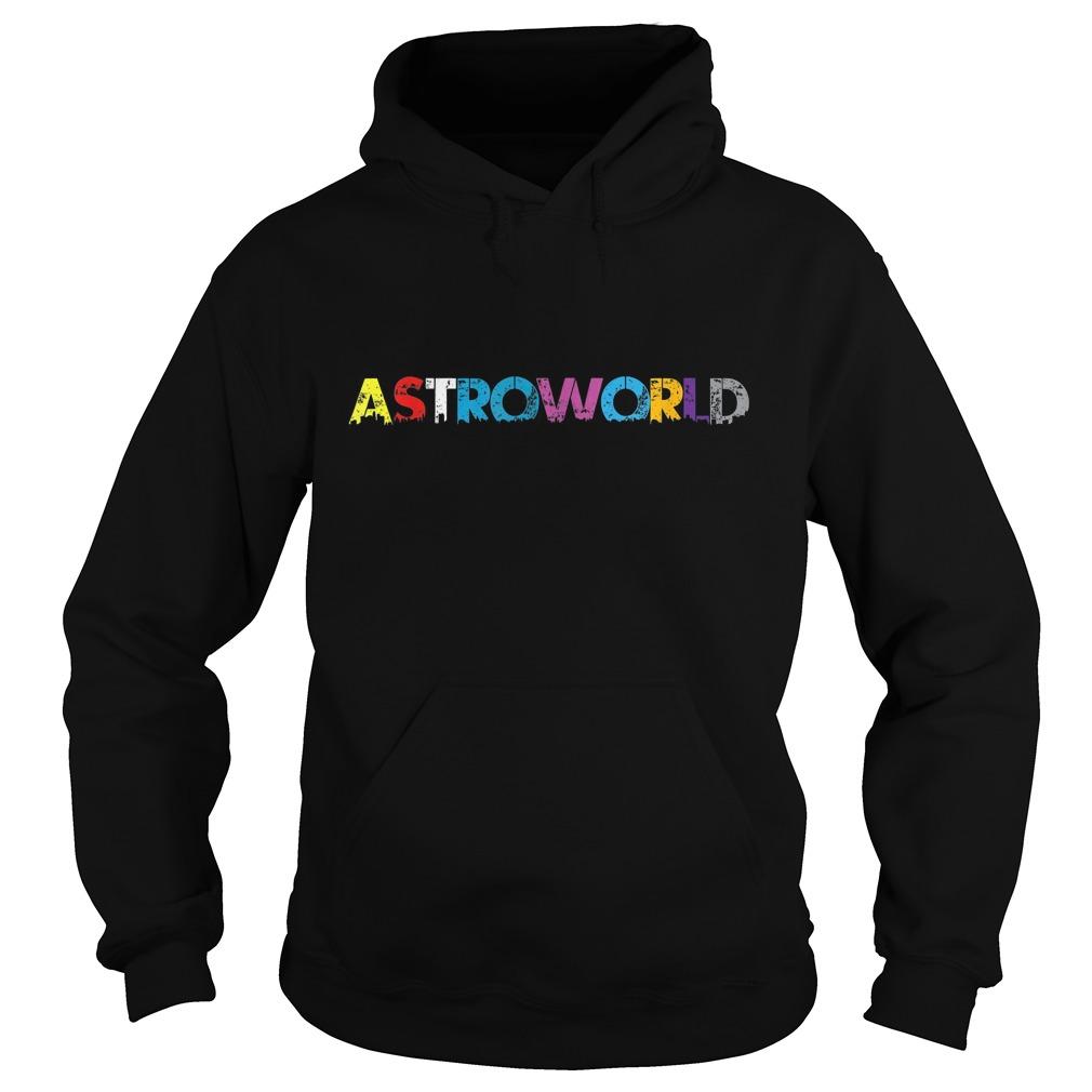 Astroworld Batikaos shirt Hoodie