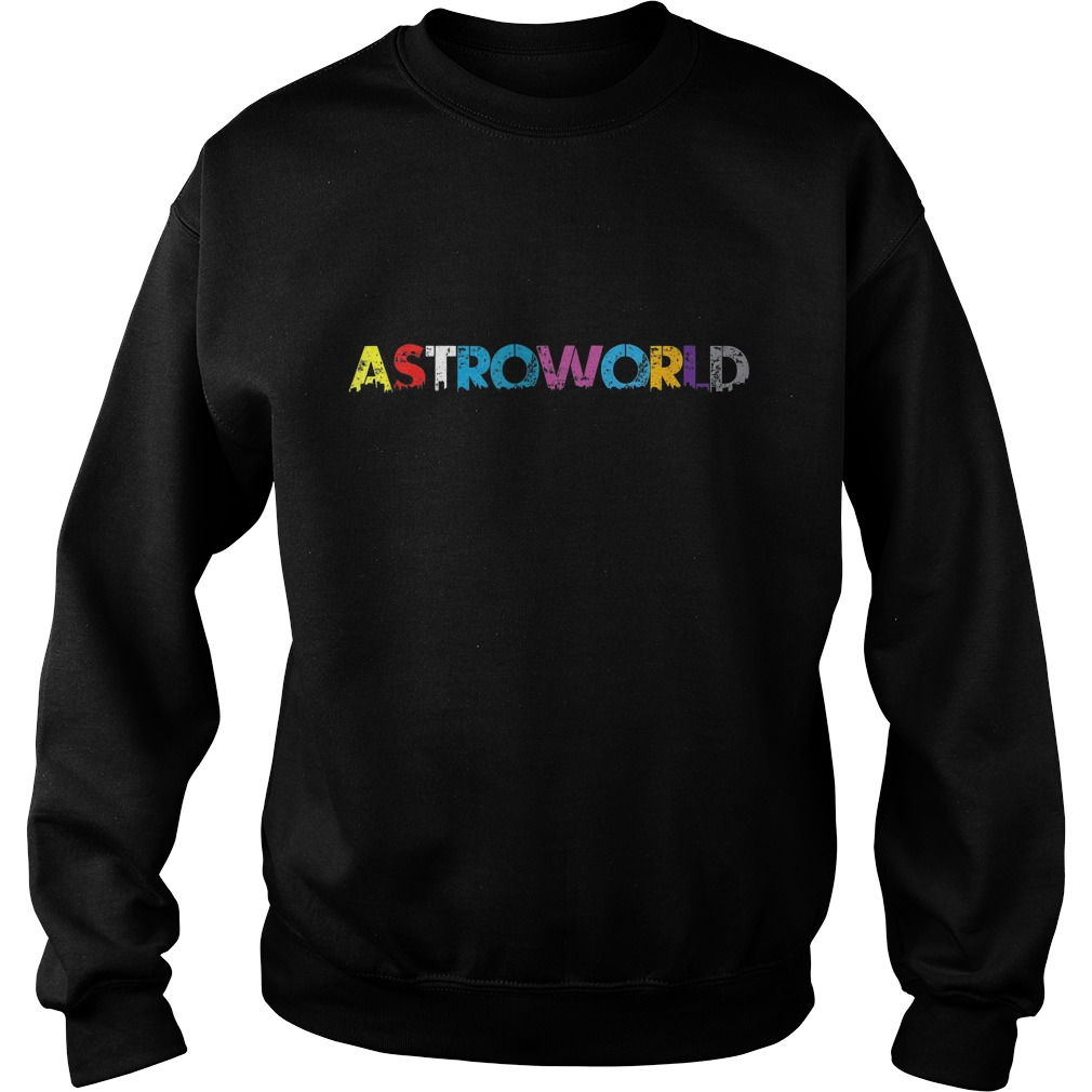Astroworld Batikaos shirt Sweatshirt Unisex