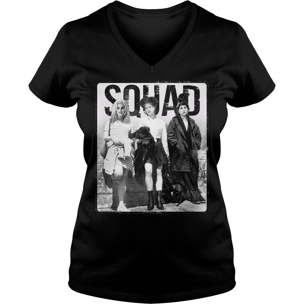 Best Price Hocus Pocus Squad shirt Ladies V-Neck