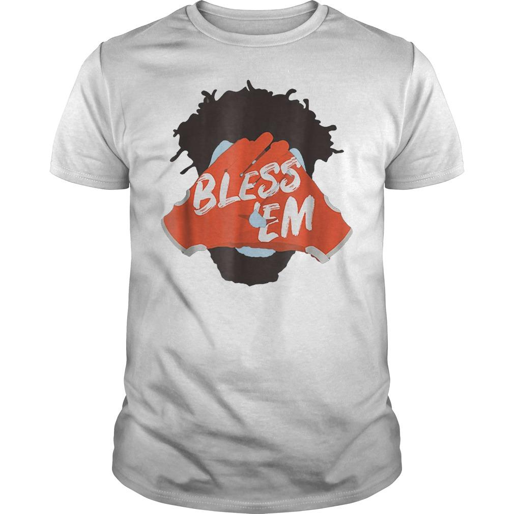 Browns Football Bless Em Shirt