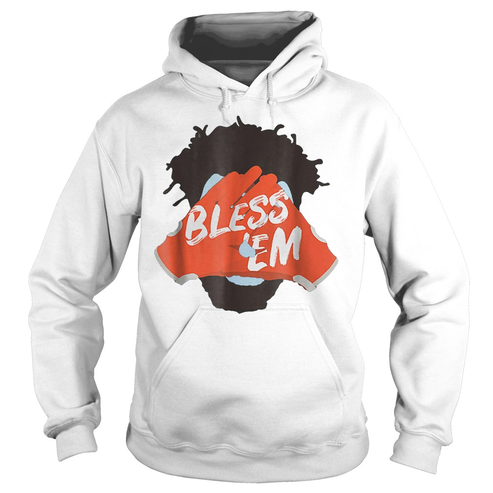 Browns Football Bless Em Shirt Hoodie
