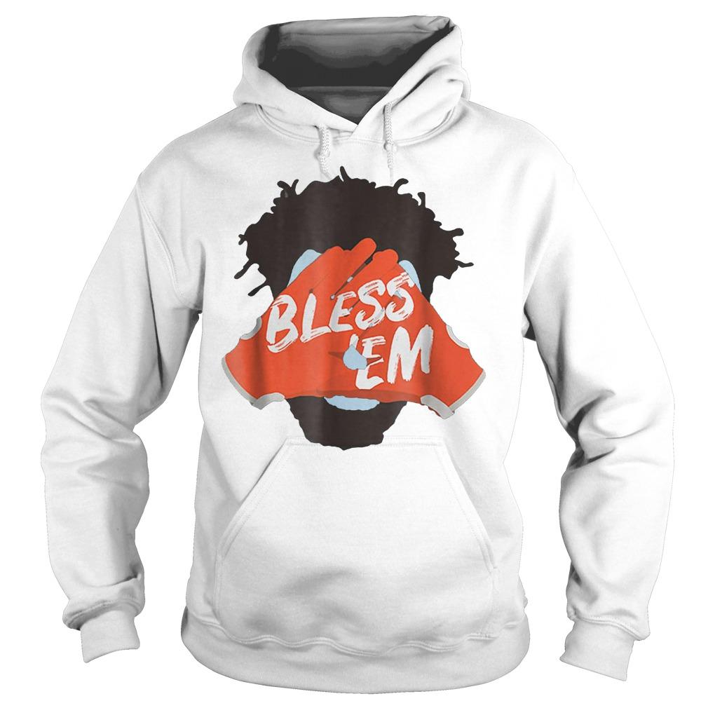 Browns Football Bless Em Shirt Hoodie