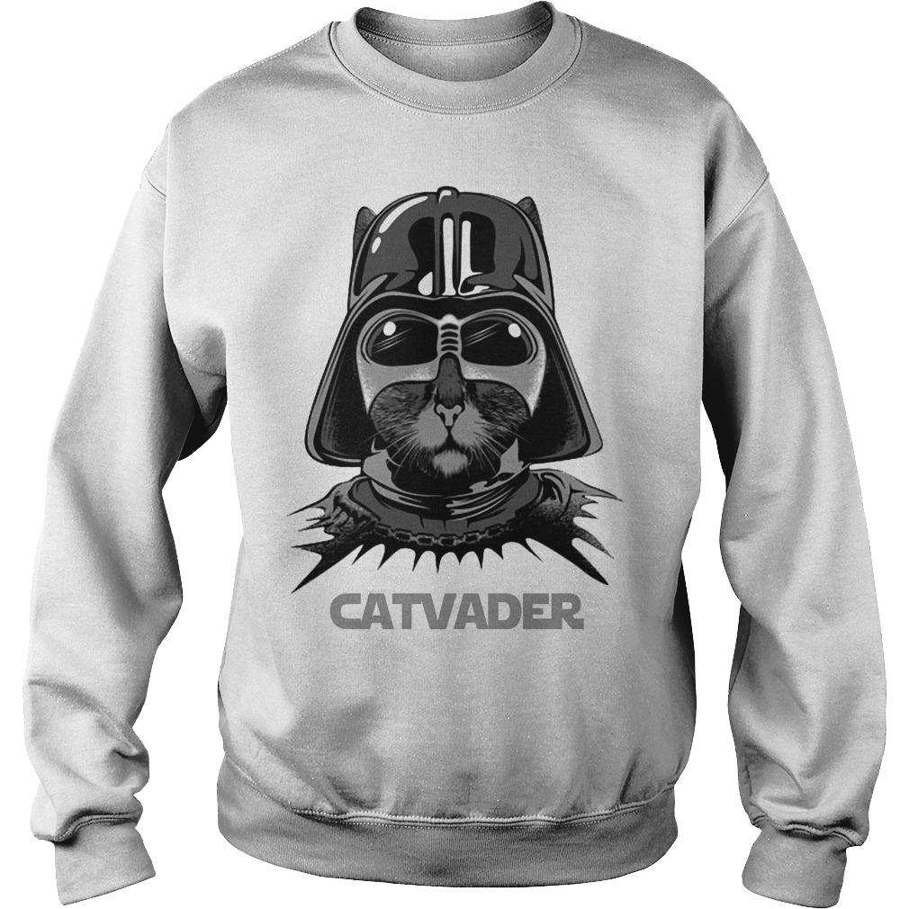 Cat Darth Vader Catvader Shirt Sweatshirt Unisex