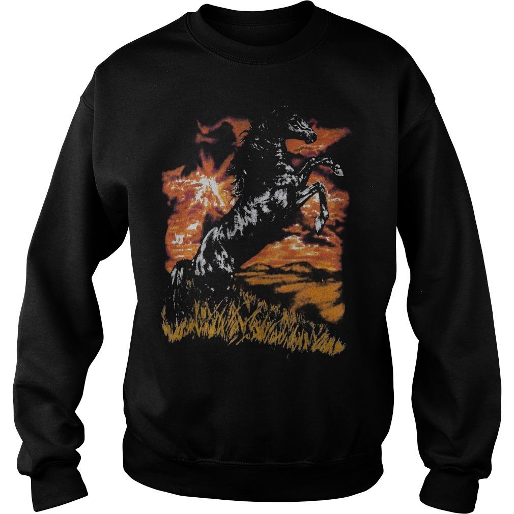 Charlie Horse T-Shirt Sweatshirt Unisex