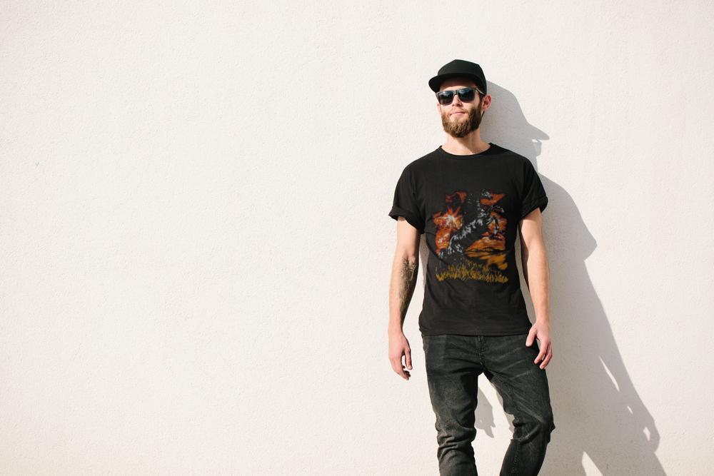 Charlie Horse T Shirt