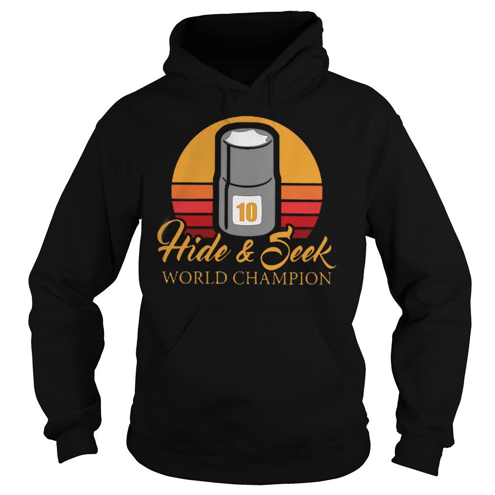 Clarkson Hammond May Hide & Seek World Champion Shirt Hoodie