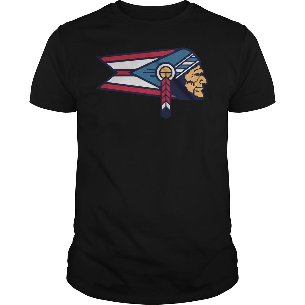Cleveland Ohio Flag Chief shirt
