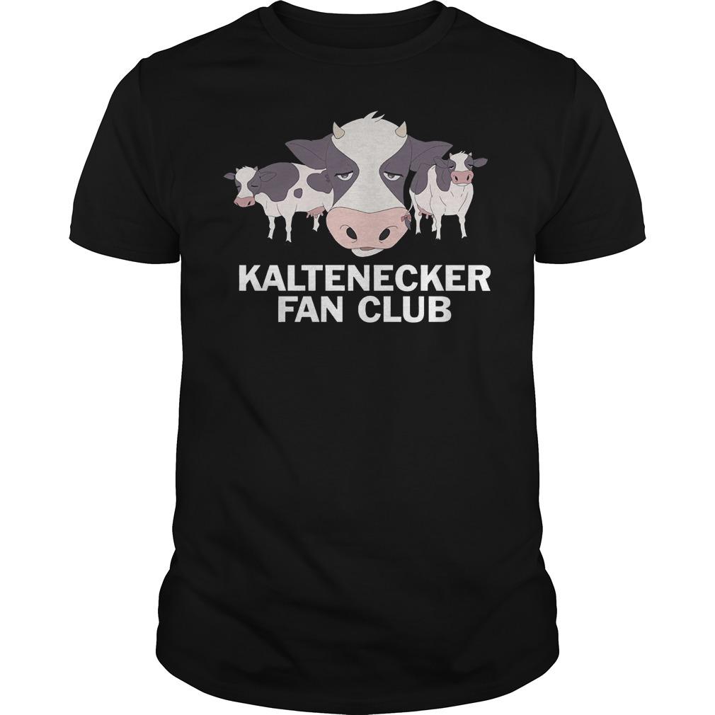 DreamWorks Votron Kaltenecker Fan Club shirt